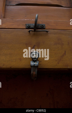 Window Hook - Stock Image