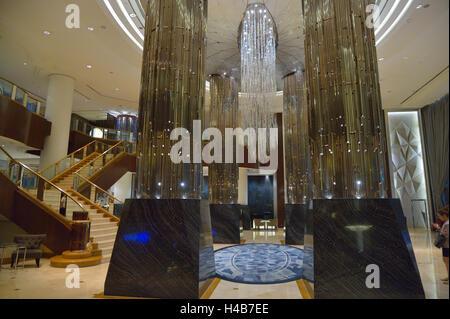 Intercontinental Hotel, Kuala Lumpur MYS - Stock Image