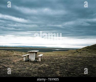 Solitude - Stock Image