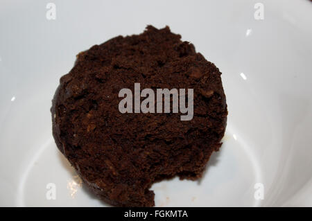 muffin, chocolate muffin, gluten free, healthy - Stock Image