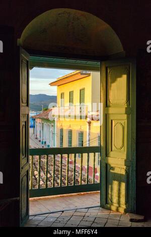 Casa de Alderman Ortiz - Stock Image