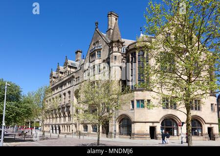 City Hall, Bradford, West Yorkshire - Stock Image