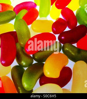 Jelly Beans - Stock Image