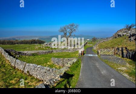 Gateway to Winskill - Stock Image