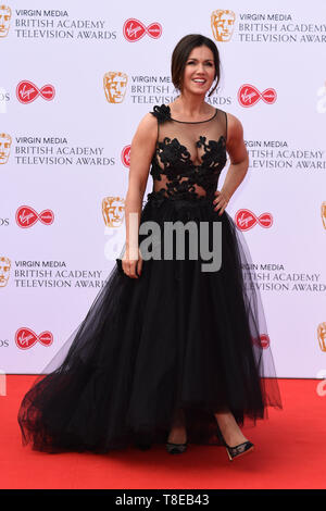 London, UK. 12th May, 2019. LONDON, UK. May 12, 2019: Susanna Reid arriving for the BAFTA TV Awards 2019 at the Royal Festival Hall, London. Picture: Steve Vas/Featureflash Credit: Paul Smith/Alamy Live News - Stock Image