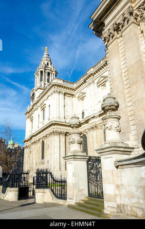 St Paul's Cathedral, London, UK - Stock Image