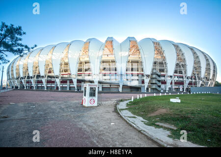 Beira Rio Soccer Stadium Brazil - Stock Image