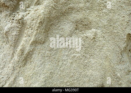 Close-up Sand Texture Background. - Stock Image