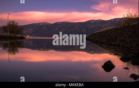 Columbia River - Stock Image