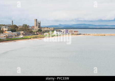 St Andrews, Fife, Scotland, UK - Stock Image