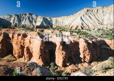 Kodachrome Basin state park, Utah, USA - Stock Image