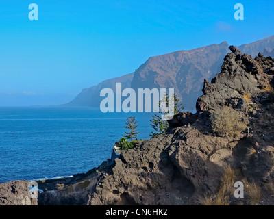 Porto de Santiago in Tenerife - Stock Image