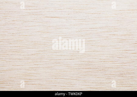 Natural white wood plank abstract or vintage board texture background - Stock Image
