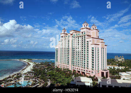 The Cove at Atlantis Resort, Bahamas - Stock Image