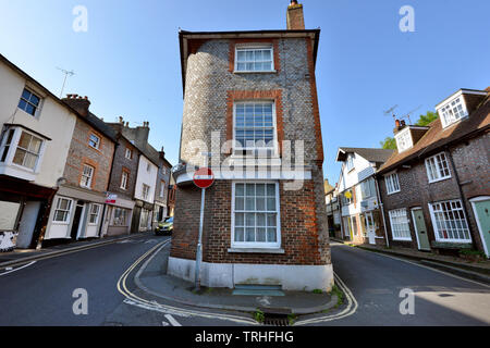 Commercial Square, Lewes, East Sussex - Stock Image