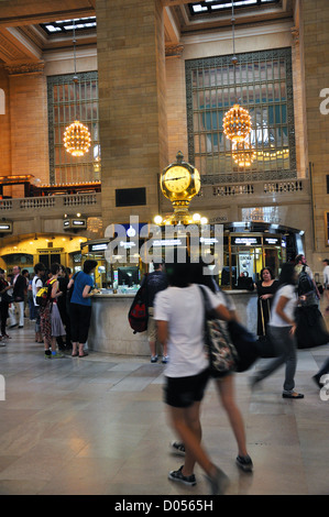 Grand Central Terminal, New York, USA - Stock Image