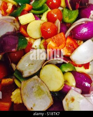 Healthy clean food - Stock Image
