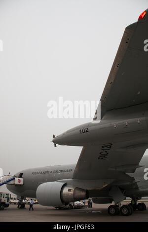 presidential Airplane - Stock Image