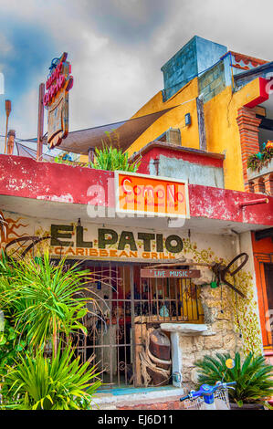 Mexico Shopping Detail - Stock Image