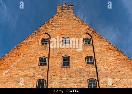 Great Mill Gdańsk Poland - Stock Image