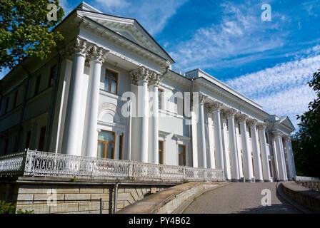 Yelaginsky Dvorets, Yelagin Palace, Yelagin island, Saint Petersburg, Russia - Stock Image