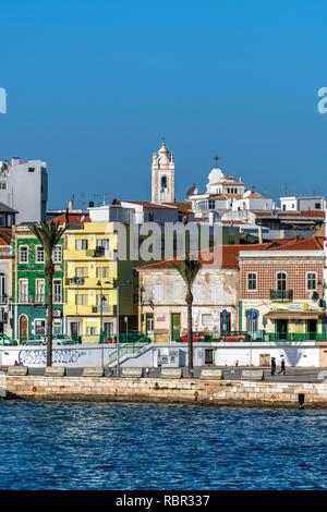 Portimao, Algarve, Portugal - Stock Image