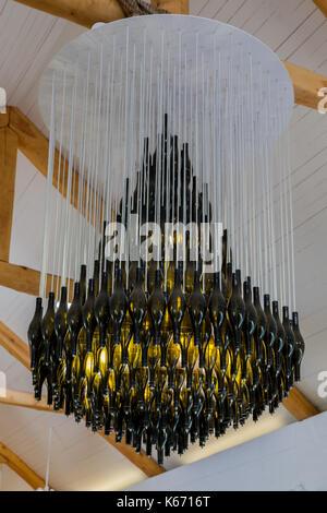Speier Winery Stellenbosch South Africa - Stock Image