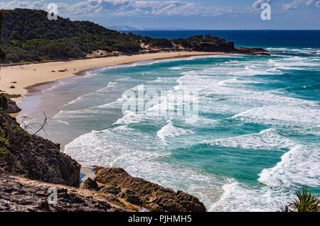 Moreton Island, Australia - Stock Image