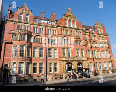 The Lister Hospital, Chelsea Bridge Road in Chelsea London UK - Stock Image