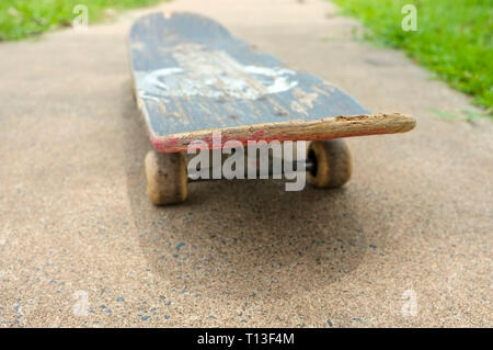 Skateboard - Stock Image