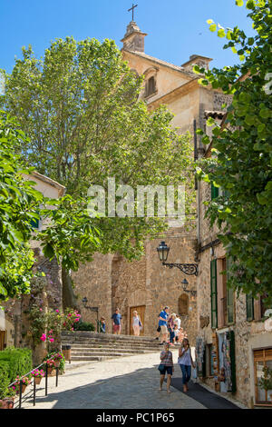 The village of Vadelmossa - Stock Image