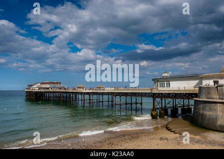 Cromer Pier, Cromer, North Norfolk, UK - Stock Image