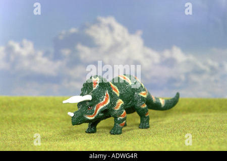 Triceratops - Stock Image