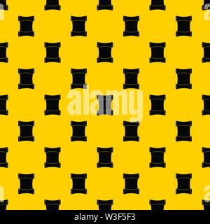 Scroll pattern vector - Stock Image