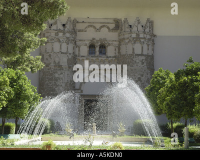 Museum in damascus - Stock Image