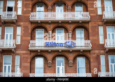 Hilton Hotel, Brighton - Stock Image