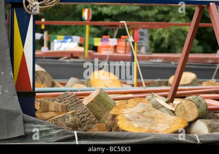 2009 Braunston Historic Narrowboat Rally Doug Blane - Stock Image