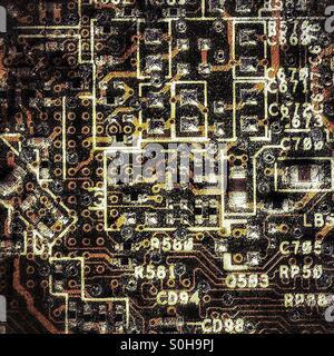 Electronics - Stock Image