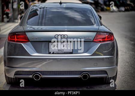 Car. Audi TT 45 TFSI Quattro - Stock Image