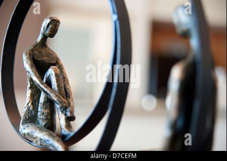 Statue - Stock Image