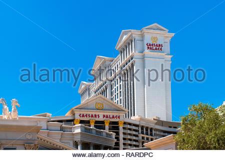 Caesars Palace, Las Vegas, Nevada - Stock Image