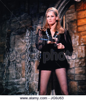 CASINO ROYALE (1967)  Pictured:   Ursula Andress. copyright Columbia Pictures.  Photo courtesy Granamour Weems Collection. - Stock Image
