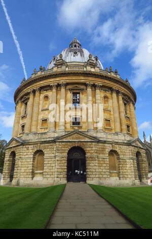 Radcliffe Camera, Radcliffe Square, Oxford - Stock Image