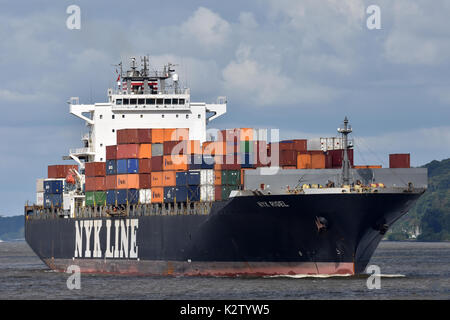 NYK Rîgel - Stock Image