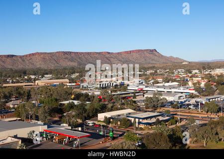 Alice Springs, Northern Territory, Australia - Stock Image