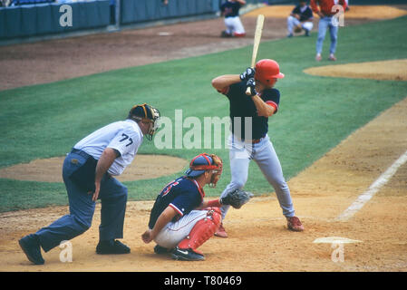 Boston Red Sox V St Louis Cardinals baseball game, Florida, USA - Stock Image
