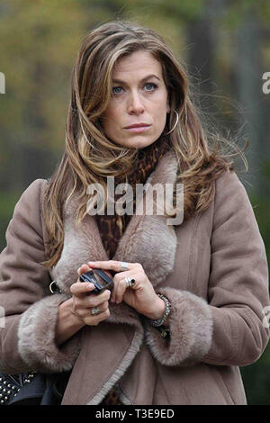 THE GOOD SISTER (aka Her Evil Twin) 2014 film with Sonya Walger - Stock Image
