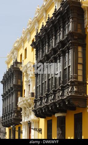 Lima Peru - Stock Image