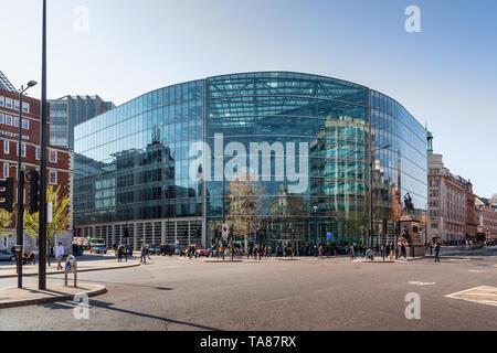 Sainsburys HQ, London, UK - Stock Image
