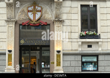 Church of Scientology of London - Stock Image